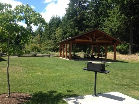 Bookable Picnic Shelter at Glenora Trails Head Park