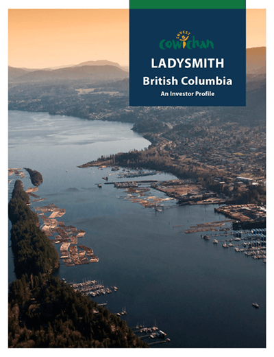 Link to the Town of Ladysmith community profile.
