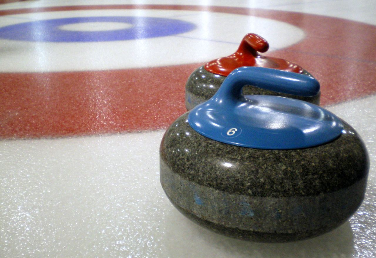 Image result for curling pictures