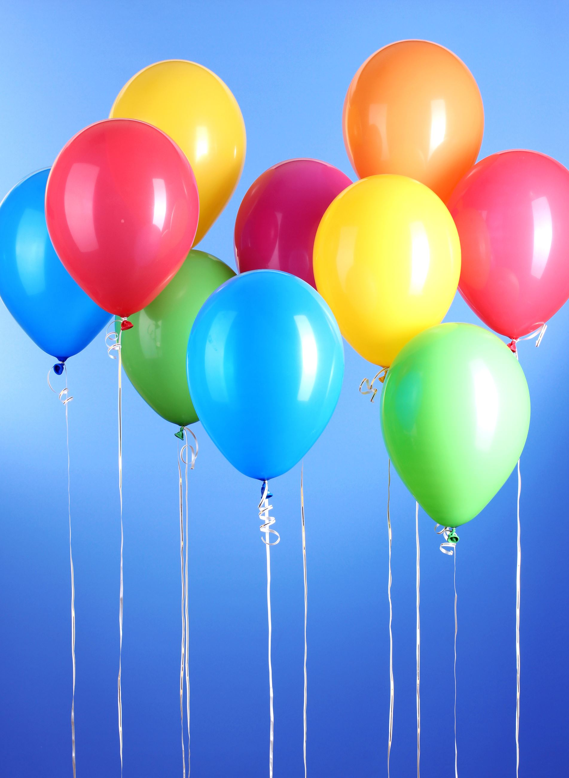 Balloons 3 - Birthdays