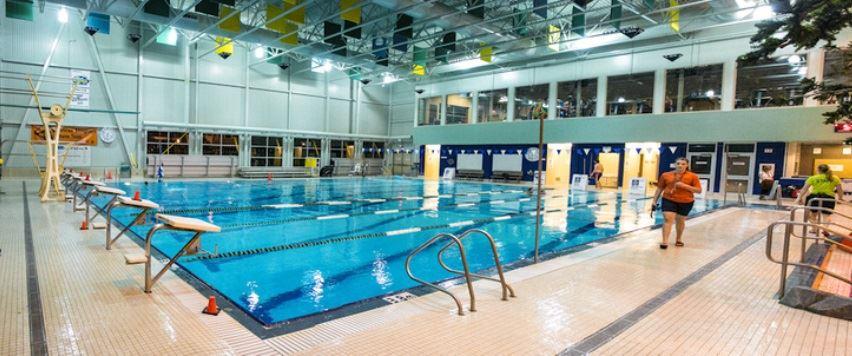Aquatic Centres Cowichan Valley Regional District