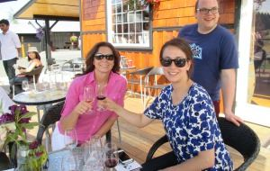 Wine Tasting in Cowichan