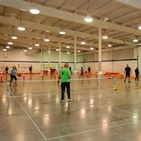 Cowichan Lake Recreation Pickle Ball Courts