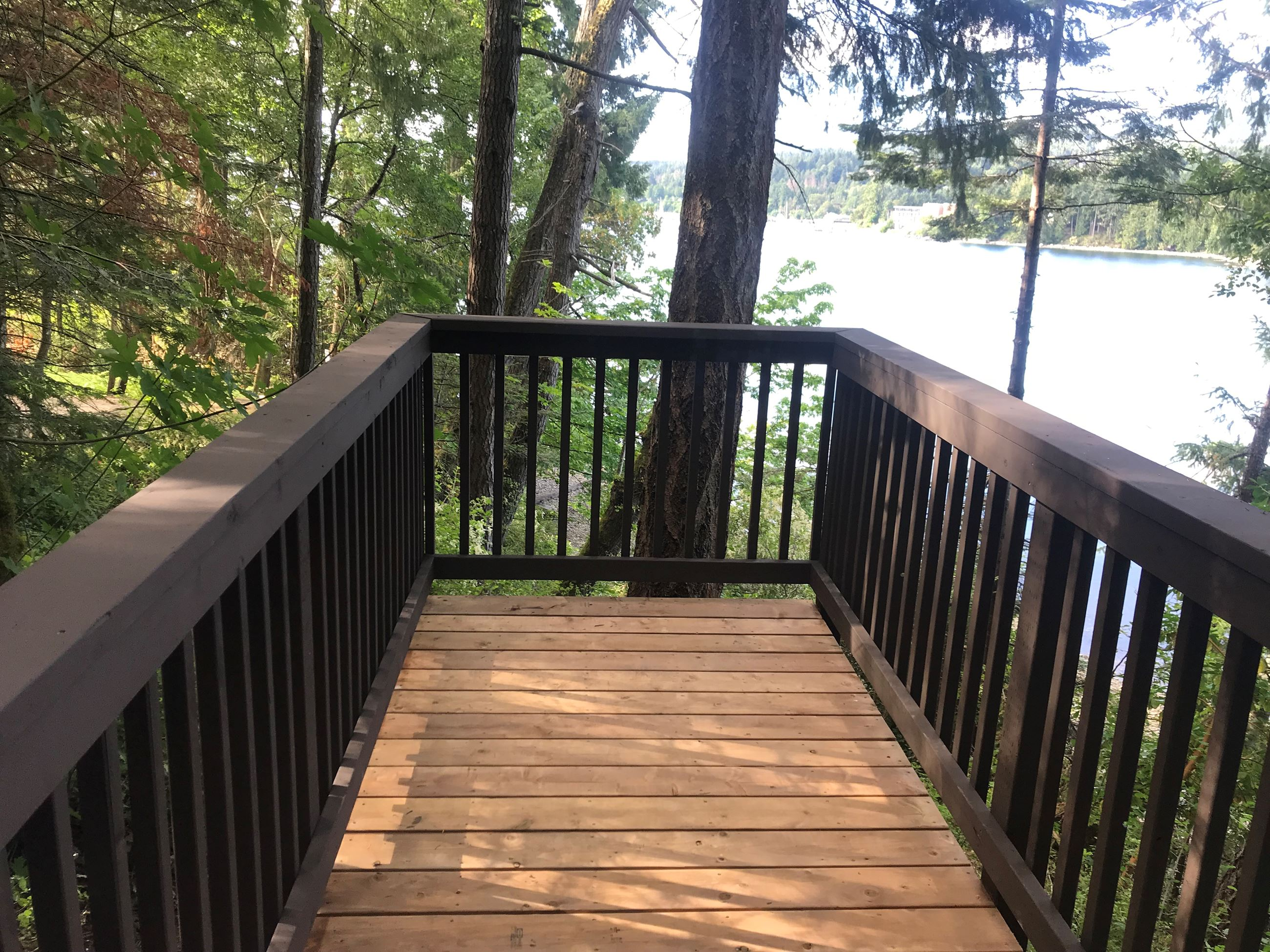 Mill Bay Nature Park Viewing Platform