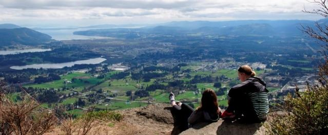 Cowichan Valley Mountain View