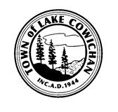 TOWN OF LC logo black and white