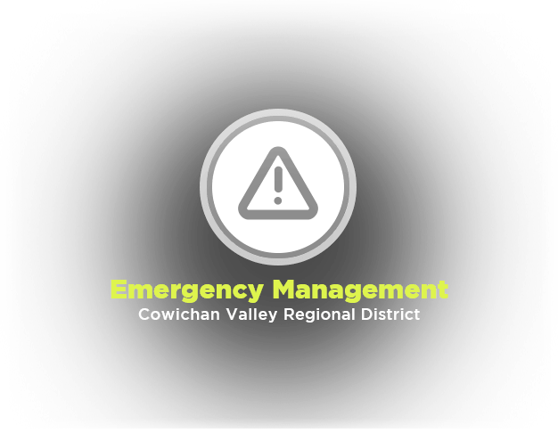 Click to learn more about Emergency Management at the CVRD.