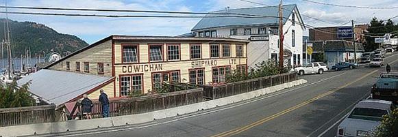 Cowichan Shipyard