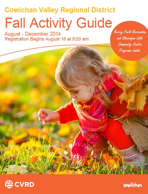 Fall 2014 Activity Guide