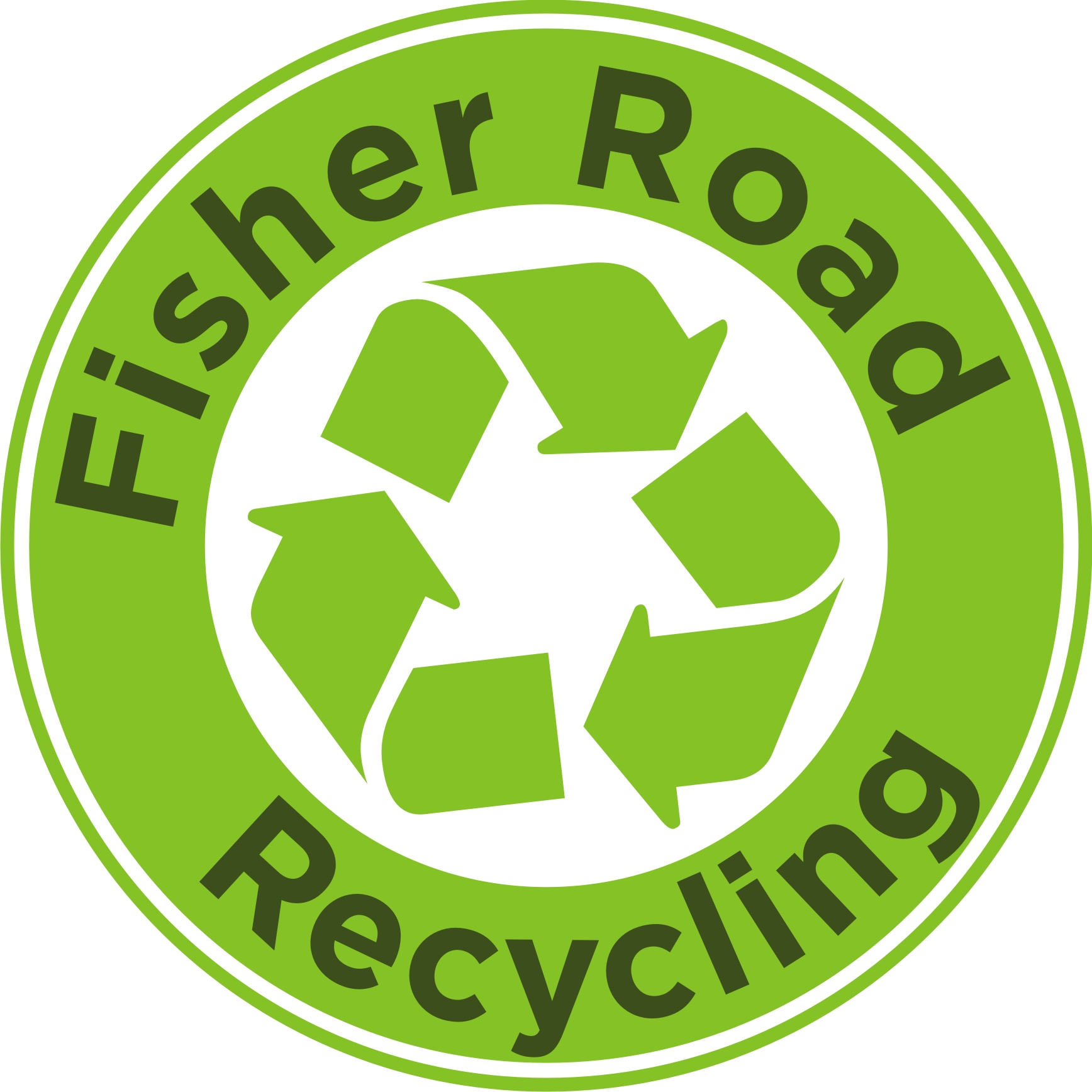 Fisher Rd. Recycling